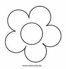Einfache Papierblume Basteln : die besten 25 blumen vorlage ideen auf pinterest blumen ausmalbilder blumen ausmalen und ~ Eleganceandgraceweddings.com Haus und Dekorationen