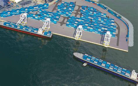 port  quebec signs deal   terminal