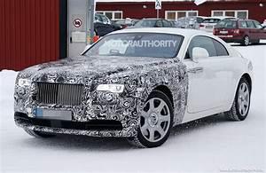 Rolls Royce Wraith : 2018 rolls royce wraith series ii spy shots ~ Maxctalentgroup.com Avis de Voitures