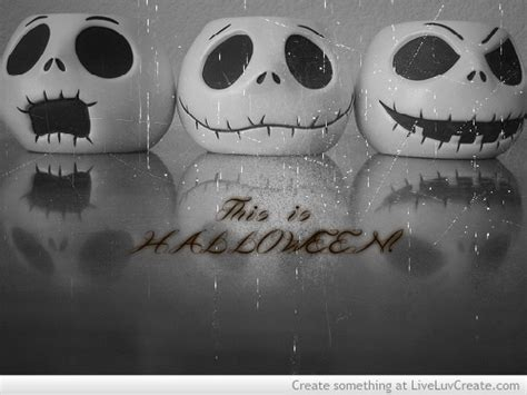 nightmare before christmas quotes this is halloween - Nightmare Before Christmas Quotes