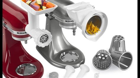 Kitchenaid Mixer Food Processor Review by Kitchenaid Mixer Food Processor Attachment Pack Review