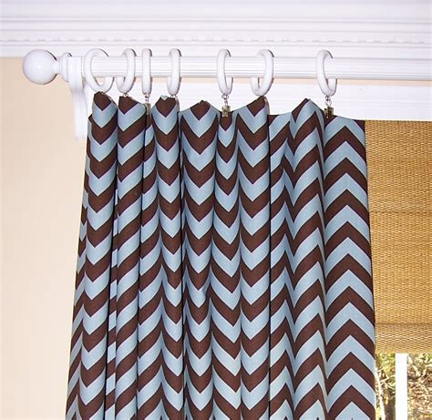 blue and brown curtains chandeliers pendant lights