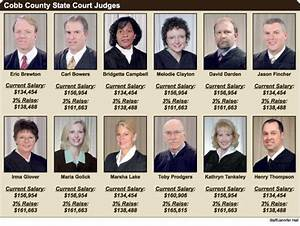 10 of 12 State Court judges ask for raises | News ...