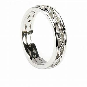 incredible sterling silver celtic wedding bands matvukcom With silver celtic wedding rings