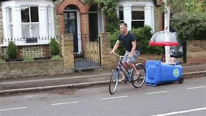Wheelie Trailer Bicycle Bin Build Own Eta