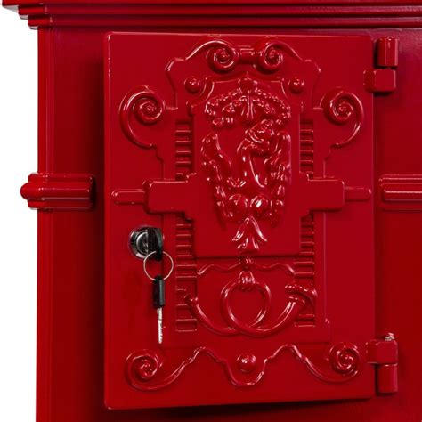 balance de cuisine boite aux lettres colonne pilier en fonte 102 5 cm