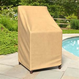 amazoncom budge all seasons patio stack of chairs cover With patio furniture covers amazon ca