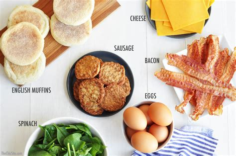 how to make breakfast breakfast sandwich to go the chic site