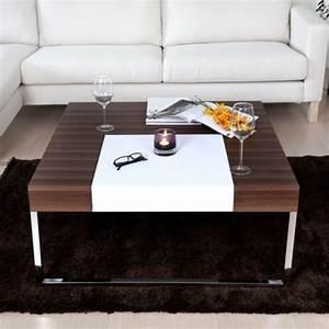 33 Ides De Table Basse Design Trs Contemporain