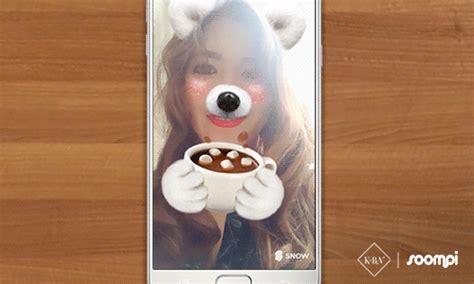 selfie apps    korea hooked soompi