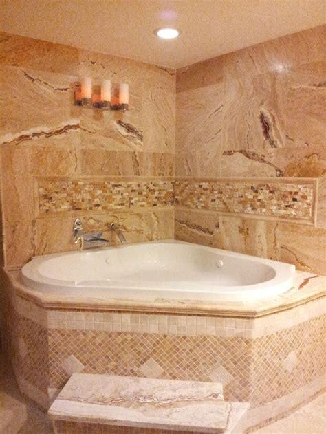 travertine bathroom ideas  pinterest