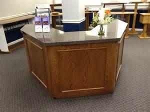 Church Welcome Center Furniture