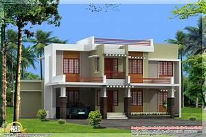 3 Beautiful Kerala home elevations