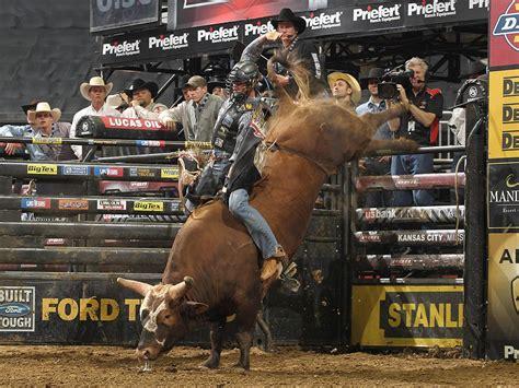 bushwacker pbr bucking bull  retire  world finals