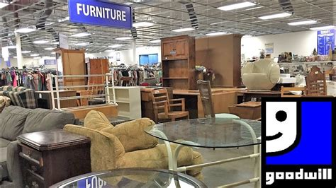 GOODWILL FURNITURE CHAIRS TABLES HOME DECOR TABLETOP