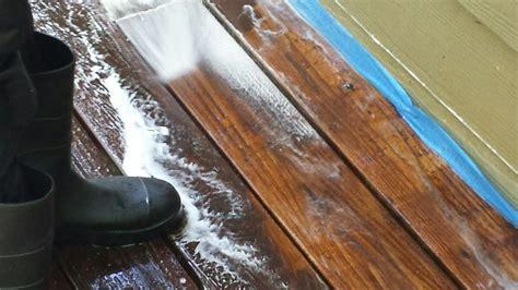 pressure wash  deck deckscom