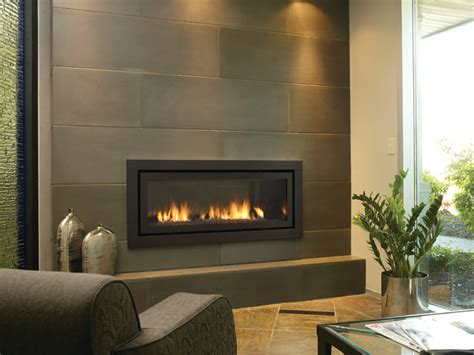 Kitchen Gas Fireplace - kitchen sunroom gas fireplace wall contemporary gas