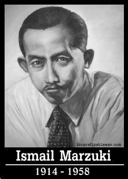 Biografi Ismail Marzuki Mendendangkan Api Perjuangan
