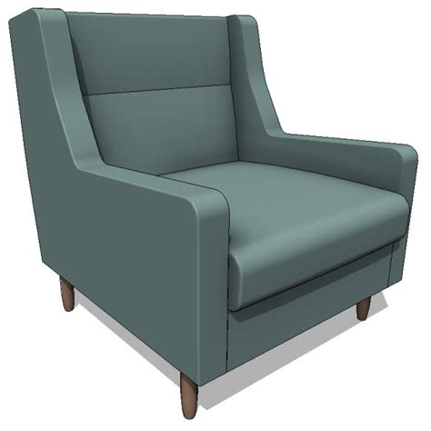 seating revit families modern revit furniture models