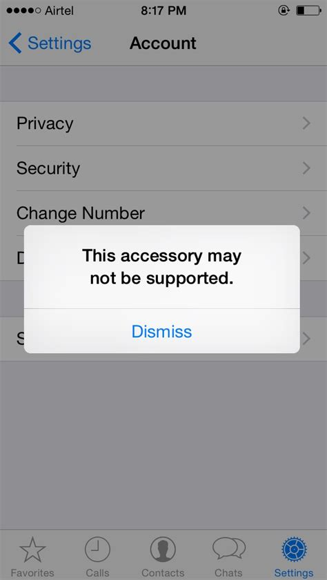 iphone this accessory may not be supported quot this accessory may not be supported quot on iphone phones iphon