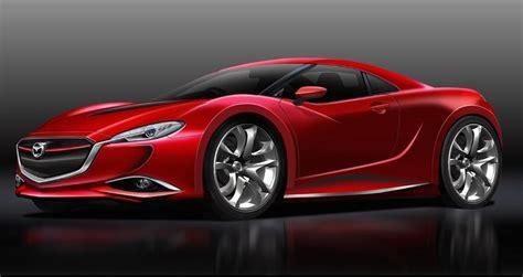 Mazda Cars  News Mazda Plotting Rx9 Sports Car