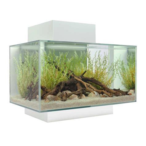 fluval tanks fluval edge fish tank 23 litre white