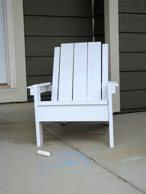 ana white kid s adirondack chairs diy projects