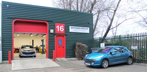 Autosolutions Of Newbury For Car Servicing And Repair