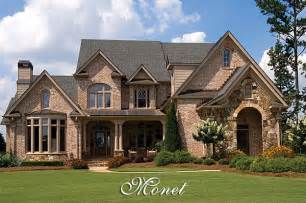 house plans country luxury country house plan the monet