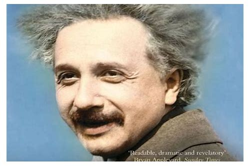 einstein biography pdf free download