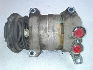 2000 Chevy Silverado 1500 Pickup Ac A  C Air Conditioning Compressor