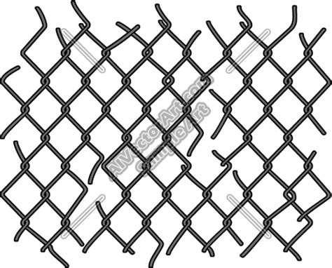 Plastic Fence Clipart