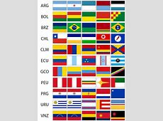 South America Flags Printables Related Keywords South
