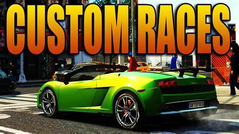 joindownload custom races  gta  grand