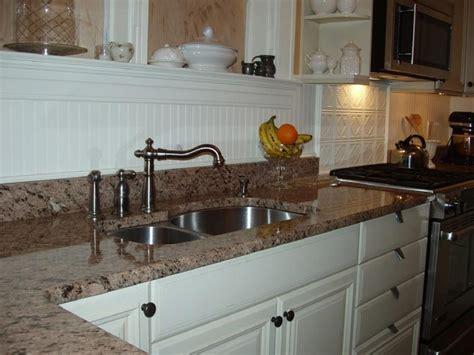 finished kitchen cabinets beadboard kitchen backsplash photos 3742