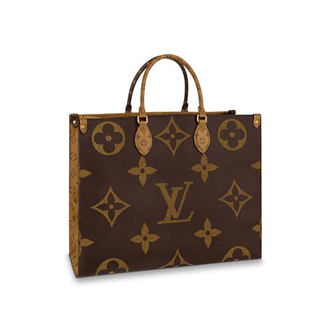 louis vuitton onthego gm  luxaholic
