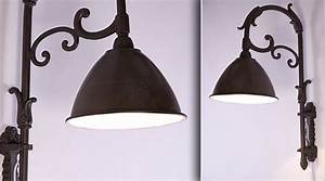 Applique Exterieur Vintage : lampe murale style r tro en fer forg 70 cm ~ Teatrodelosmanantiales.com Idées de Décoration