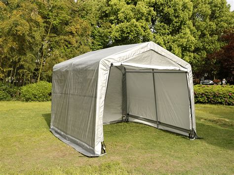 portable shade sheds 10x10x8ft auto shelter portable garage shed canopy carport