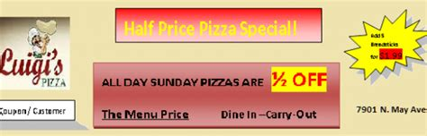 printable coupons luigi's