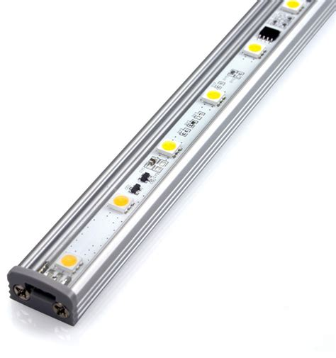luxbar series led linear light bar fixture undercabinet