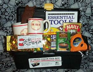 Handyman Gift Basket t for him tool themed t for him