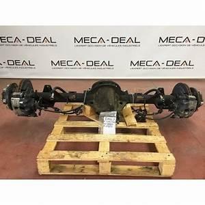 Pieces Iveco Daily : pont arri re d 39 occasion avec syst me de freinage pour iveco daily ~ Voncanada.com Idées de Décoration