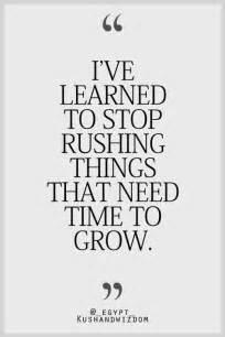 Take Things Slow Quotes Tumblr