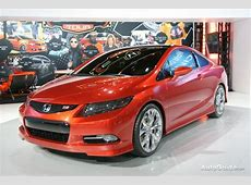 2012 Honda Civic Si Getting Torquier 200HP 24L