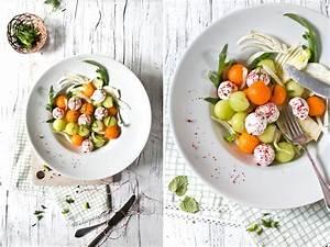 Wie Schneidet Man Fenchel : melonen fenchel salat mit ziegenk se foodlovin 39 ~ Eleganceandgraceweddings.com Haus und Dekorationen