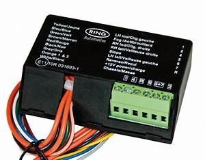 Smart Logic 7 Way Bypass Towing Relay 12n Towbar Wiring