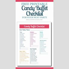 Best 25+ Candy Buffet Ideas On Pinterest  Candy Table
