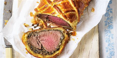 You can make as elaborate or simple as you like. Mary Berry Beef Wellington Recipe - How To Make Beef ...