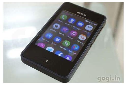 nokia asha 501 android baixar facebook