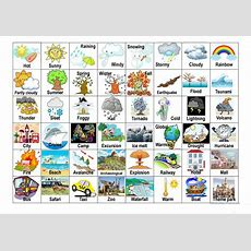 Travel Vocabulary And Weather Forecast  Esl Powerpoints